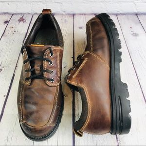 Timberland Leather Low Hiking Boots Size 12